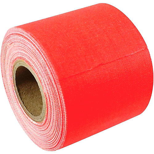 American Recorder Technologies Mini Roll Gaffers Tape 2 In x 8 Yards Flourescent Colors Neon Orange