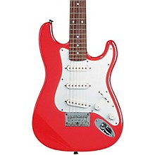 Mini Strat Electric Guitar Torino Red