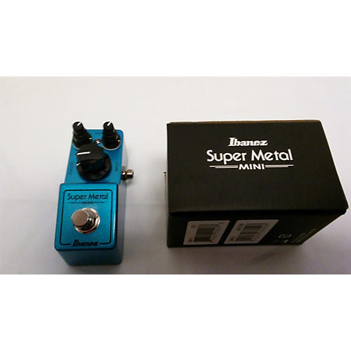 Ibanez Mini Super Metal Effect Pedal