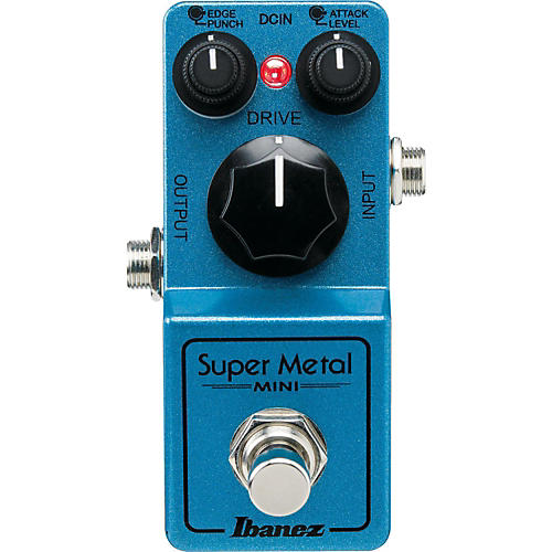 Ibanez Mini Super Metal Guitar Pedal-thumbnail