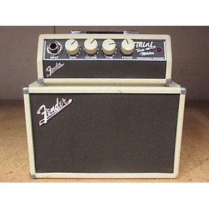 Pre-owned Fender Mini Tone-Master Battery Powered Amp by Fender