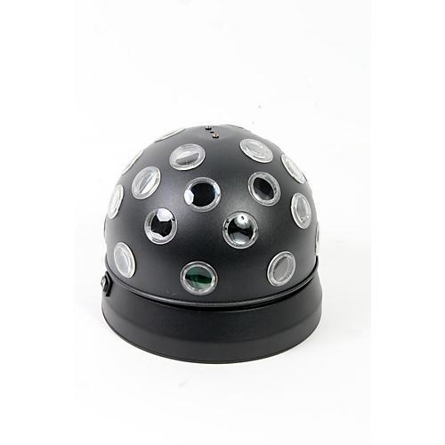American DJ Mini Tri Ball II Rotating LED Color Ball