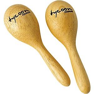 Tycoon Percussion Mini Wooden Maracas