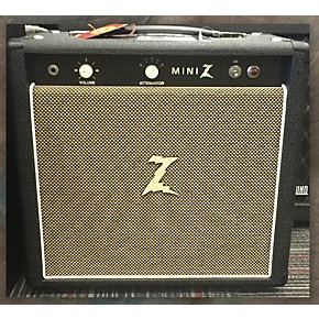 used dr z mini z tube guitar combo amp guitar center. Black Bedroom Furniture Sets. Home Design Ideas