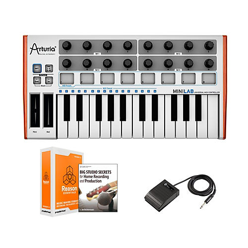 Arturia MiniLab Keyboard Controller Package 1