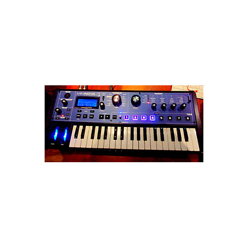 Novation MiniNova Mini Synthesizer-thumbnail
