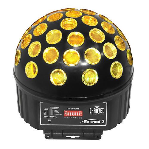CHAUVET DJ MiniSphere 3 Rotating LED Effect Light-thumbnail