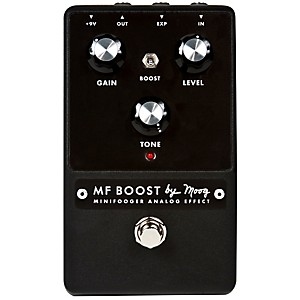 Moog Minifooger Boost Guitar Effects Pedal by Moog