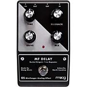 Moog Minifooger Delay Guitar Effects Pedal