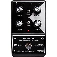 Moog Minifooger Drive Guitar Effects Pedal