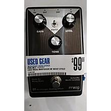 Moog Minifooger MF Boost Effect Pedal