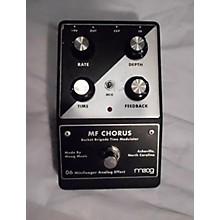 Moog Minifooger MF Chorus Effect Pedal