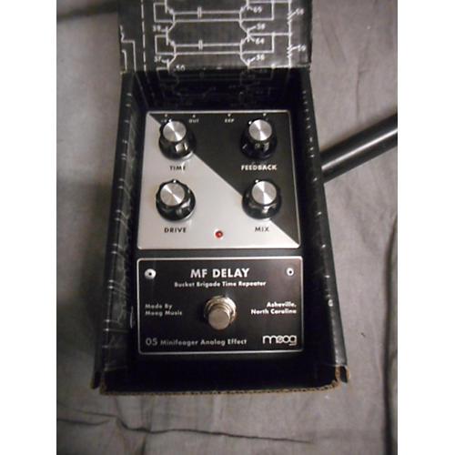 Moog Minifooger MF Delay Effect Pedal-thumbnail