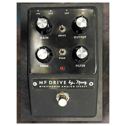 Moog Minifooger MF Drive Effect Pedal