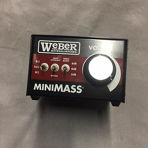 Weber Minimass Power Attenuator