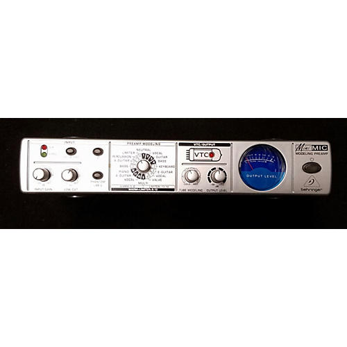Behringer Minimic MIC800 Microphone Preamp-thumbnail
