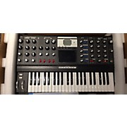 Moog Minimoog Voyager ELECTRIC BLUE EDITION W/CV EXPANDER Synthesizer