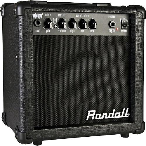 Randall Minion Series MR15 15W 1x6.5 Guitar Combo Amp