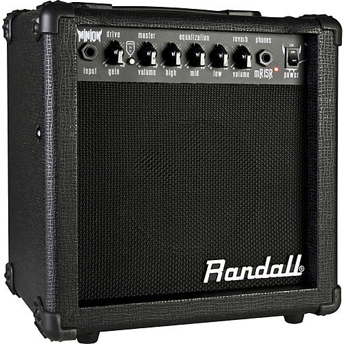Randall Minion Series MR15R 15W 1x6.5 Guitar Combo Amp-thumbnail