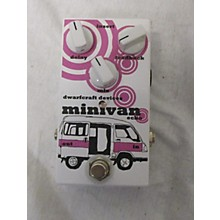 Dwarfcraft Minivan Echo Effect Pedal