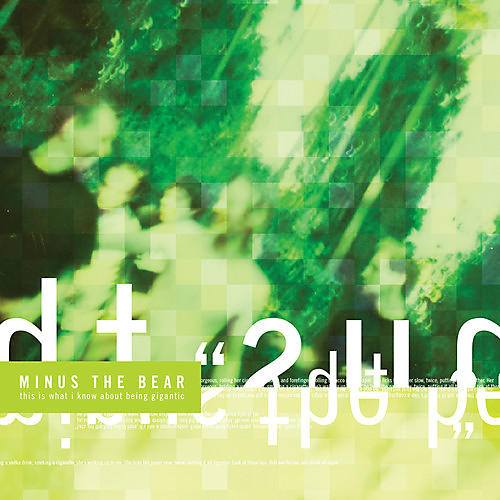 Alliance Minus the Bear - This Is What I Know About Being Gigantic