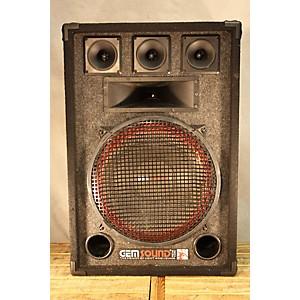 Pre-owned Gem Sound Misc Passive Speaker Unpowered Speaker by Gem Sound
