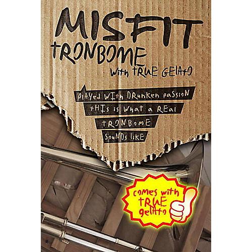 8DIO Productions Misfit Series: Trombone