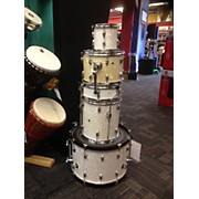 Slingerland Mismatched And/or Re-wrapped Drum Kit
