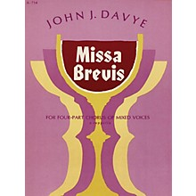 Associated Missa Brevis (SATB) SATB composed by John Dayve
