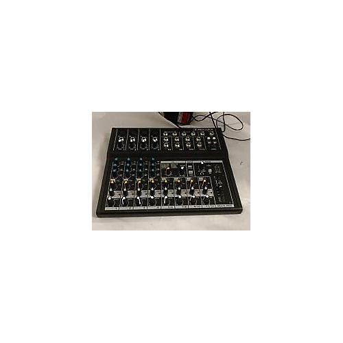 used mackie mix 12 fx powered mixer guitar center. Black Bedroom Furniture Sets. Home Design Ideas