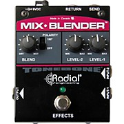 Radial Engineering Mix-Blender Dual Input Guitar With Effect Loop Pedal