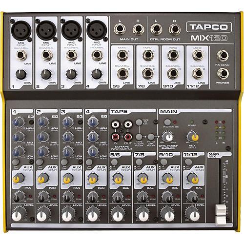 Tapco Mix.120 Compact Mixer