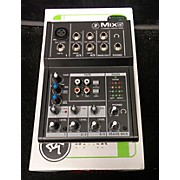 Mackie Mix5 Powered Mixer