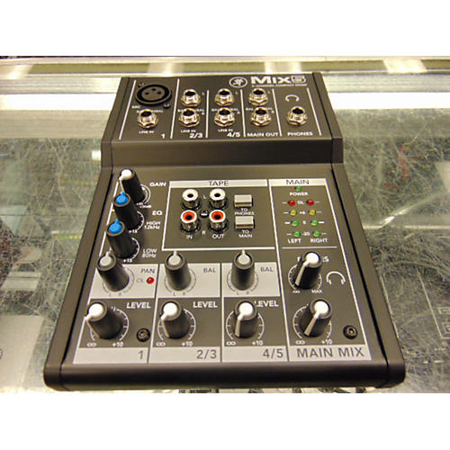 Mackie Mix5 Unpowered Mixer