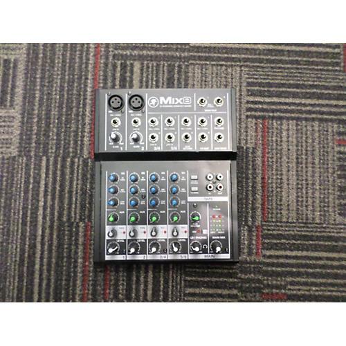 Mackie Mix8 Line Mixer-thumbnail