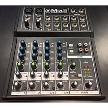 Mackie Mix8 Powered Mixer