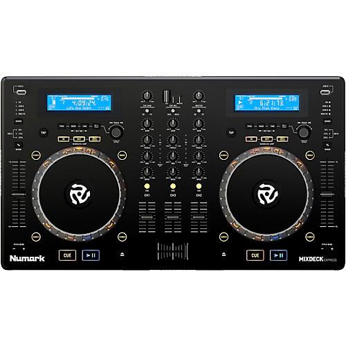 Numark MixDeck Express Premium DJ Controller-thumbnail