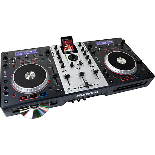 Numark MixDeck Universal DJ System in Silver-thumbnail
