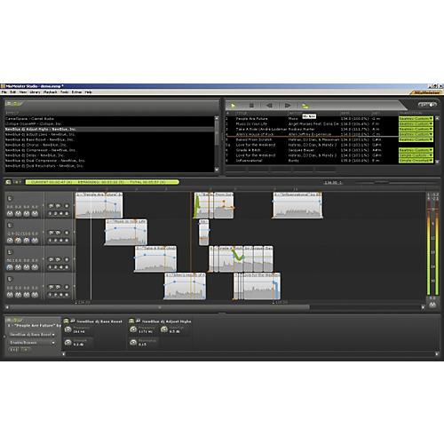 MixMeister MixMeister Studio 7 DJ Software