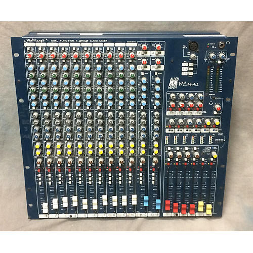 Allen & Heath MixWizard 14:4:2 Line Mixer