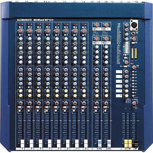 Allen & Heath MixWizard WZ3 12:2 Mixer-thumbnail