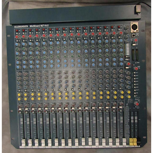 Allen & Heath MixWizard3 16:2 Unpowered Mixer-thumbnail