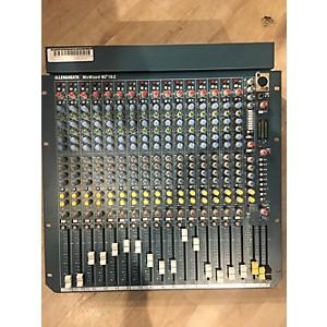 Pre-owned Allen and Heath MixWizard3 16:2 Unpowered Mixer by Allen & Heath