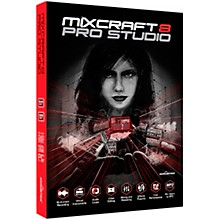 Acoustica Mixcraft 8 Pro Studio Academic Edition - Box