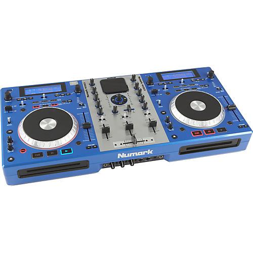 Numark Mixdeck Universal DJ System Blue-thumbnail