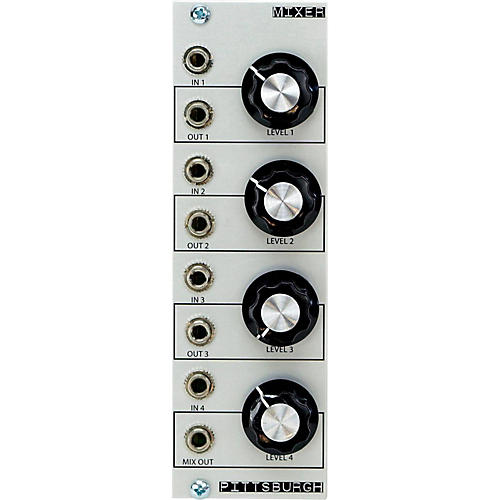 pittsburgh modular synthesizers mixer module guitar center. Black Bedroom Furniture Sets. Home Design Ideas