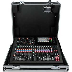 Behringer Mixer with ATA Case Touring Package by Behringer