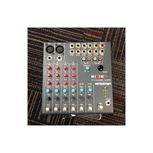 Midiman Mixim 10 Powered Mixer