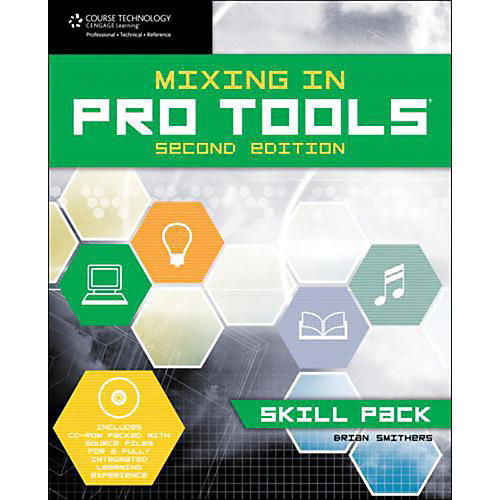 Cengage Learning Mixing In Pro Tools Skill Pack 2E-thumbnail