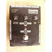 Eventide MixingLink Pedal